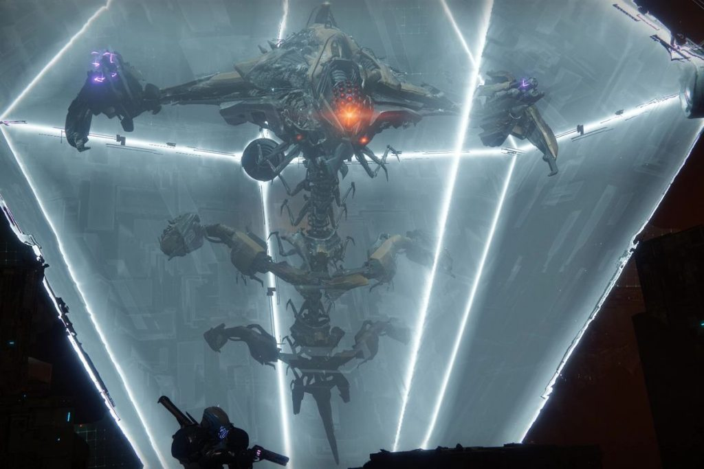 Destiny 2 argos main