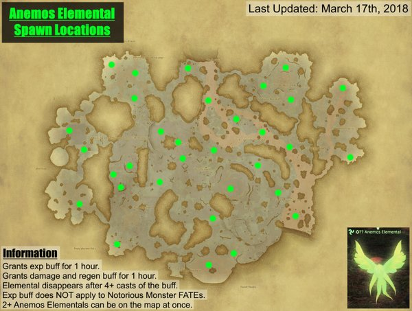 final fantasy xiv eureka elementar karte