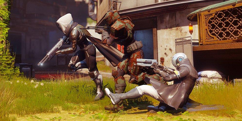 Destiny 2 3 guardians