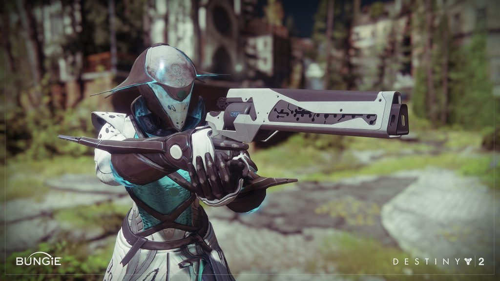 Destiny 2 Hand cannon