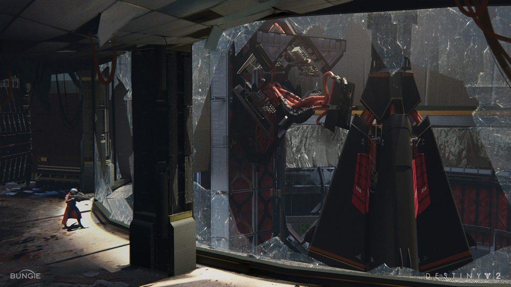 Destiny 2 Javelin Site