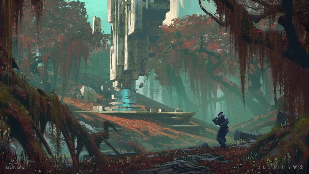 Destiny 2 Nessus