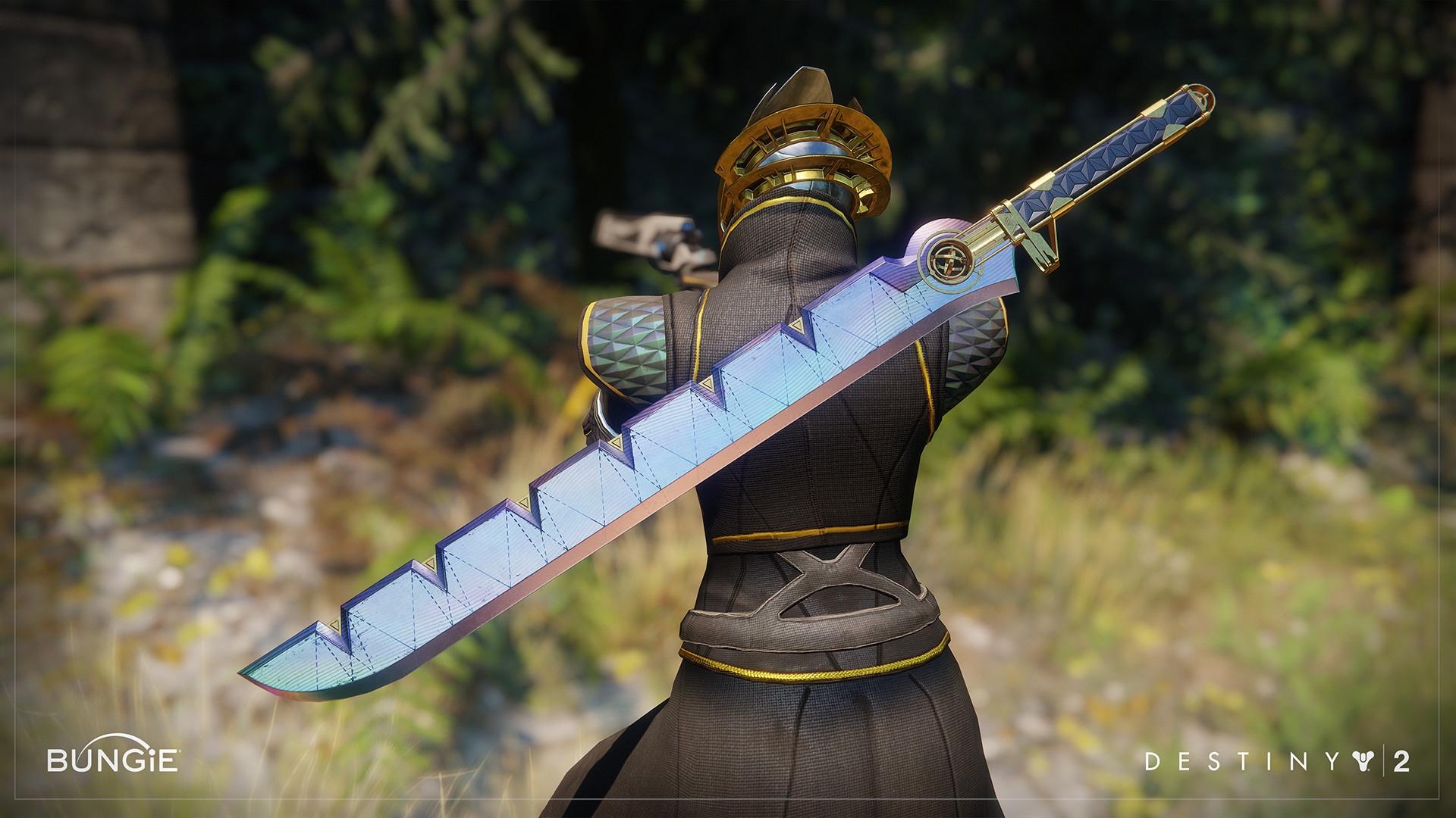 Sword Warlock Destiny Raid