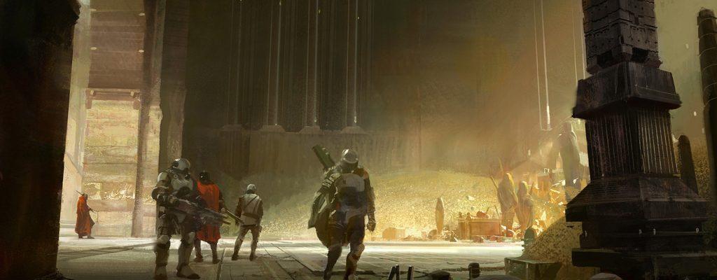 Destiny 2: Wer sind die Kriegsgeister Rasputin und Charlemagne?