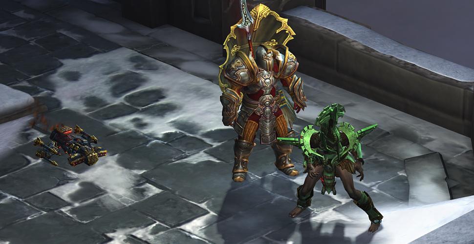 Diablo 3 Battle Cruiser