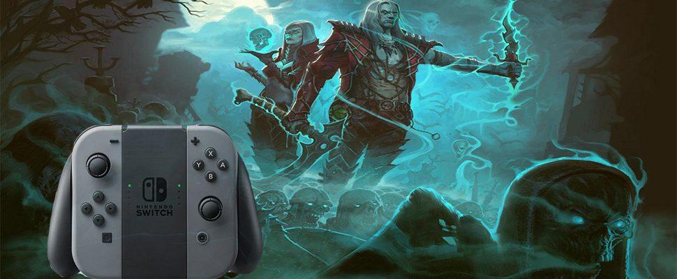 So clever deutet Blizzard Diablo 3 für die Nintendo Switch an