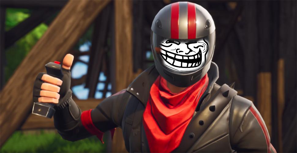 Fortnite C4 Troll