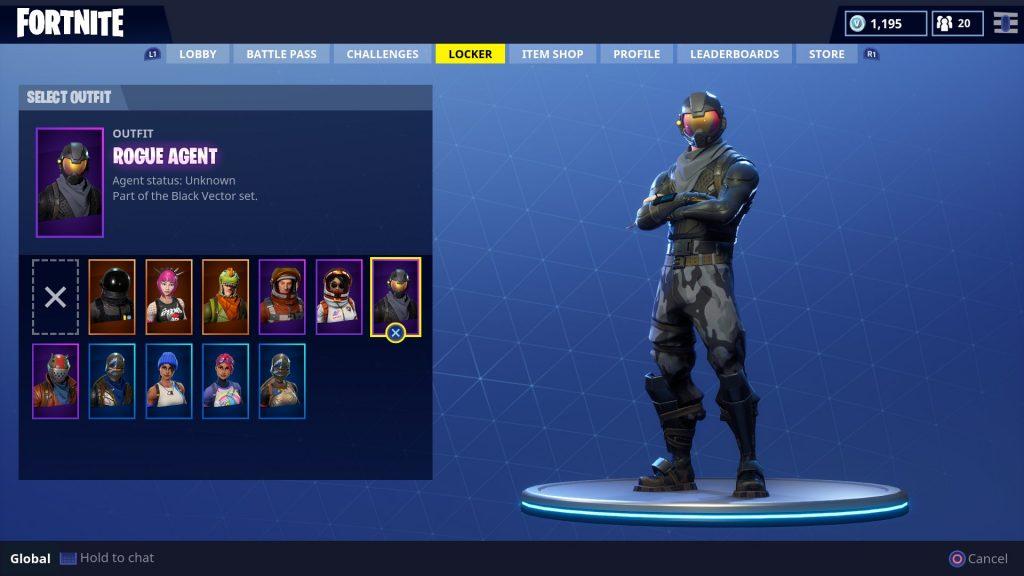 Fortnite-Skin