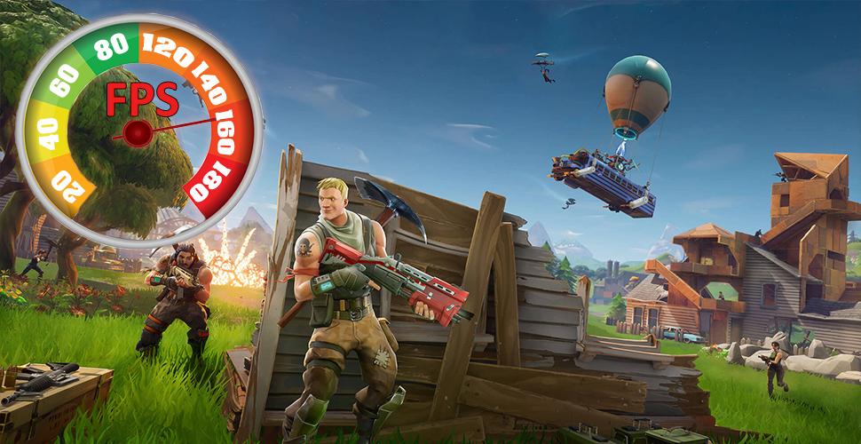 Fortnite Battle Royale PC FPS Erhöhen Grafikeinstellungen Optimieren - Minecraft mit schlechtem pc spielen