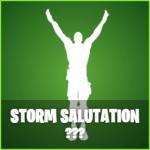 Storm Salutation