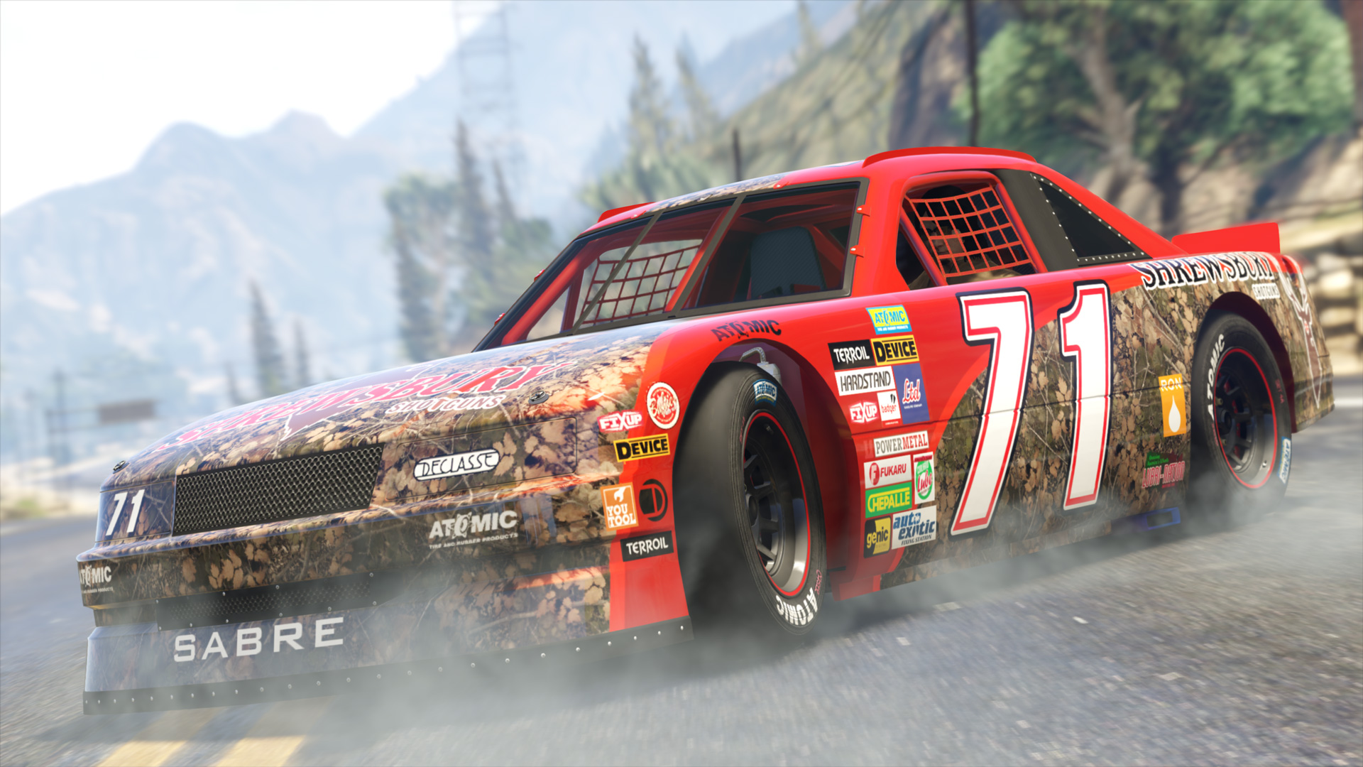 GTA 5 Online Declasse Hotring Sabre