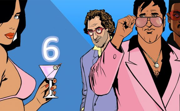GTA 6 Vice City Titel