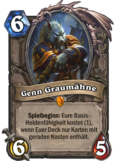 Hearthstone Witchwood Card 1