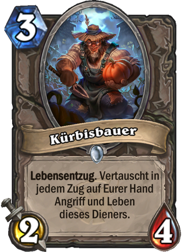 Hearthstone Witchwood Card 2