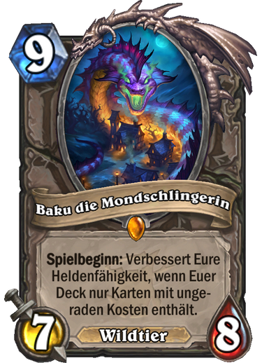 Hearthstone Witchwood Card 5