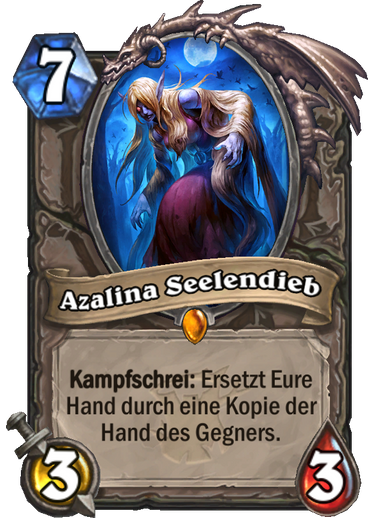 Hearthstone Witchwood Card 6