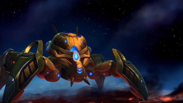 Nächster Held für Heroes of the Storm wird Fenix aus StarCraft