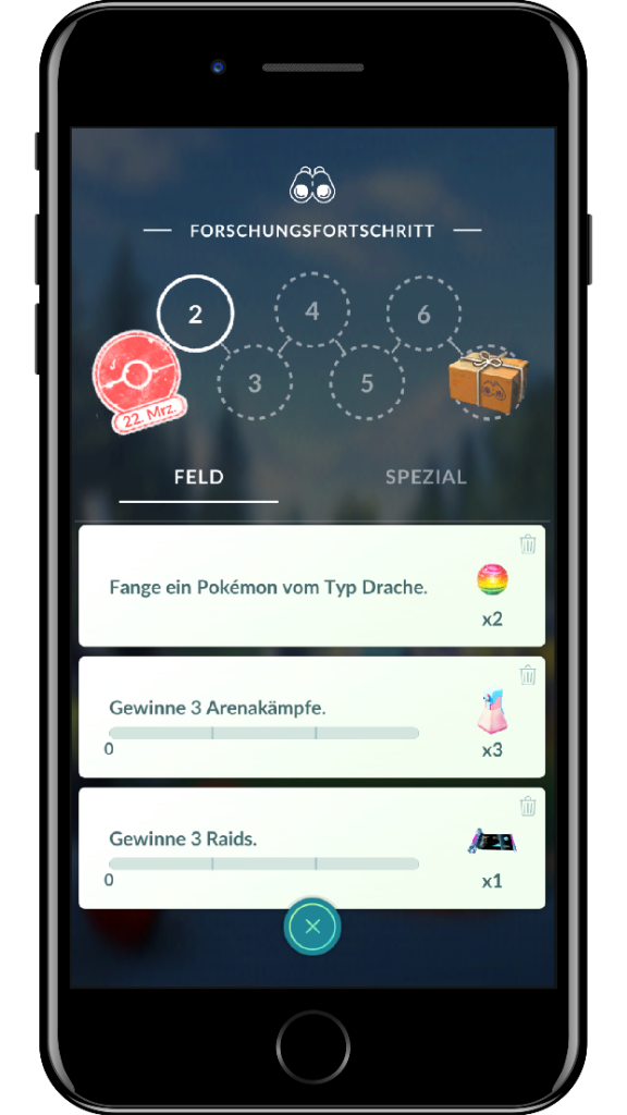 Pokémon GO Quests 2