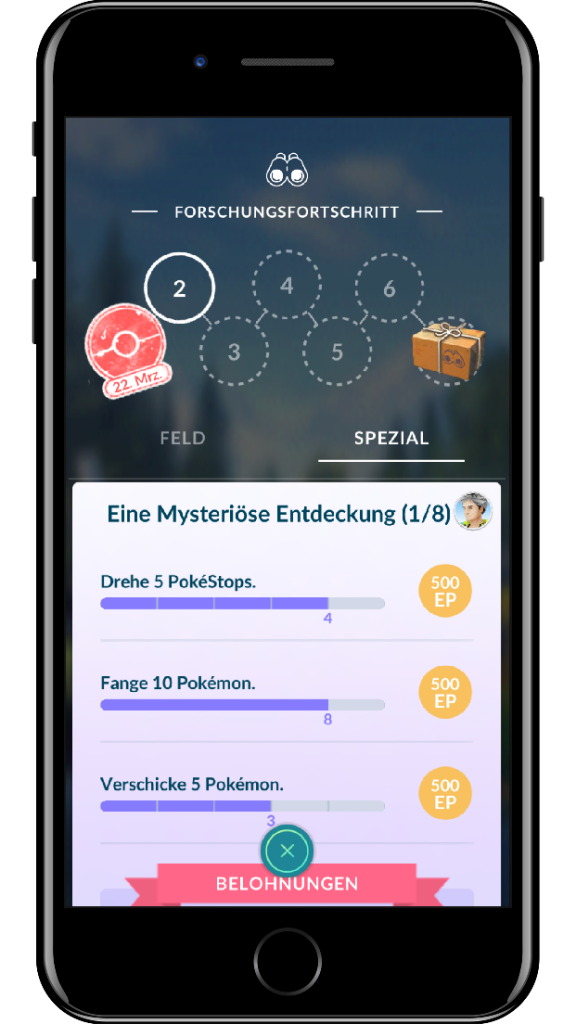 Pokémon GO Quests 3