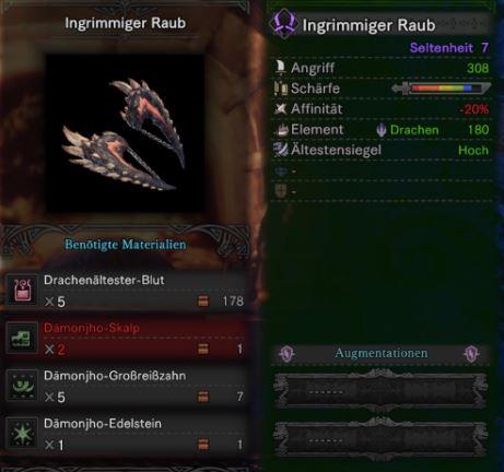 Ingrimmiger-Raub