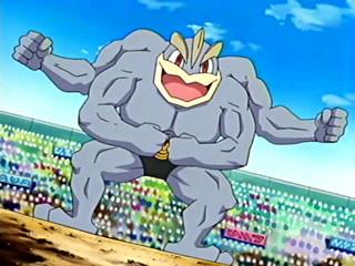 Pokémon GO Machomei