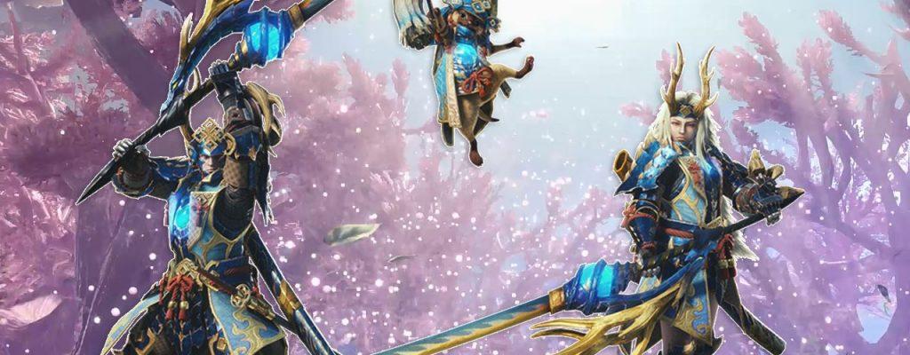 Monster Hunter World So Erhältst Du Die Exklusive Azurstern Rüstung