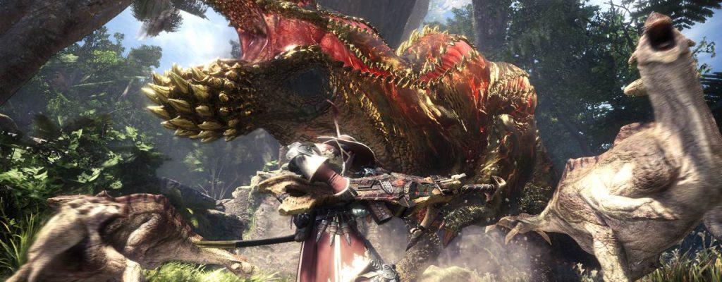 Monster Hunter World PS4 für 34,99 Euro – Weitere Angebote bei Saturn