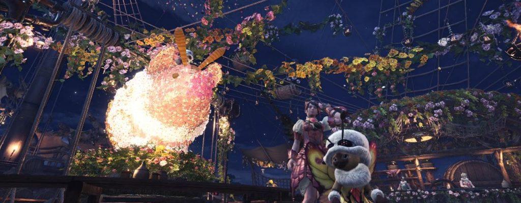 Das alles steckt im 1. kostenlosen DLC von Monster Hunter World