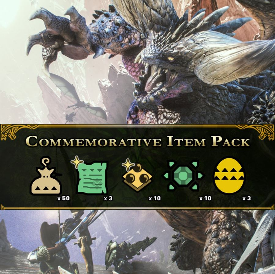 how to get item in monster hunter world