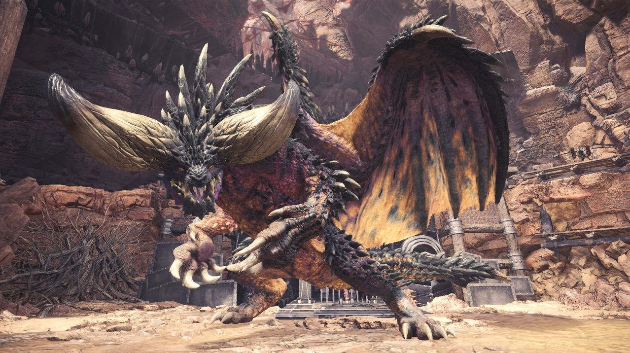 Monster-Hunter-World-Nergigante