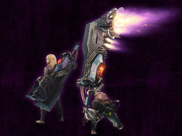 Monster-Hunter-World-Wayvern-Ignition-Großschwert