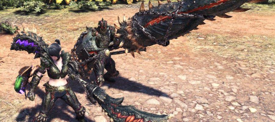 Monster Hunter World: Alle Waffen und Rüstungen von Dämonjho
