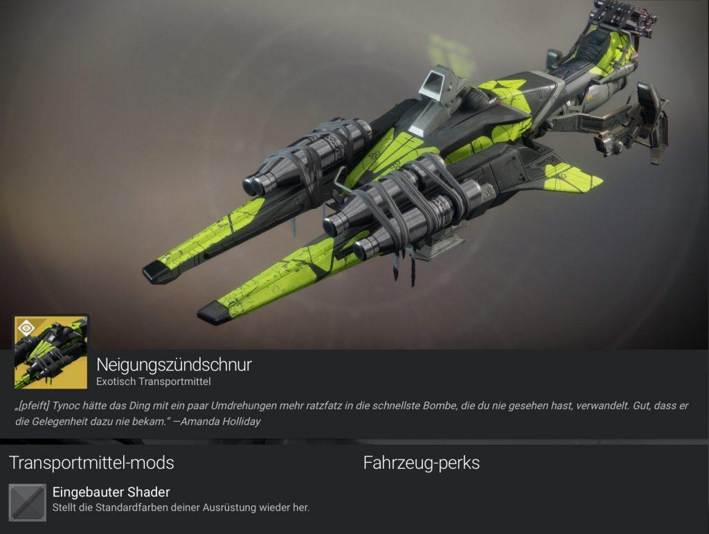 Destiny 2 Neigungszündschnur 1