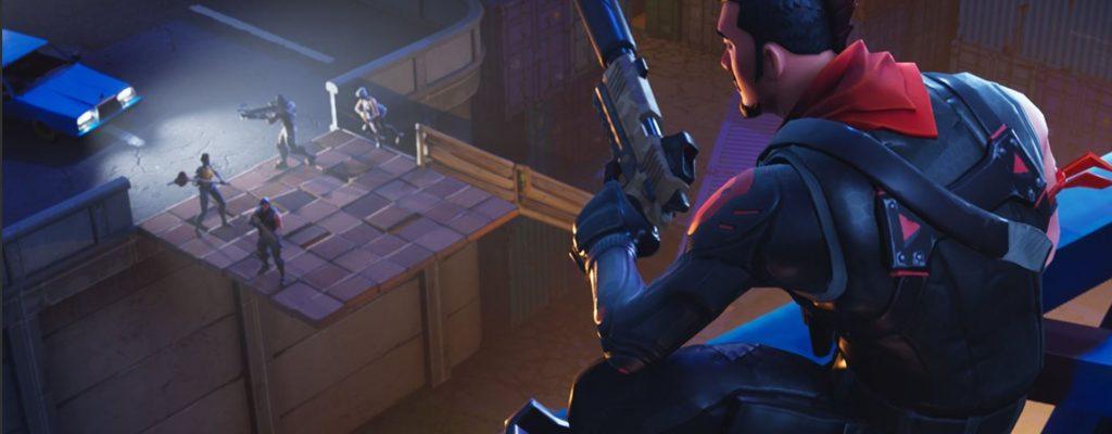 Fortnite hat eine neue Waffen-Balance: Eine Waffe ist der große Verlierer