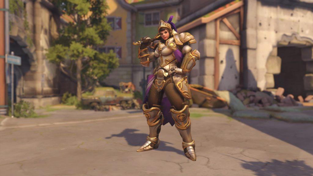 Overwatch Brigitte Skins Sol
