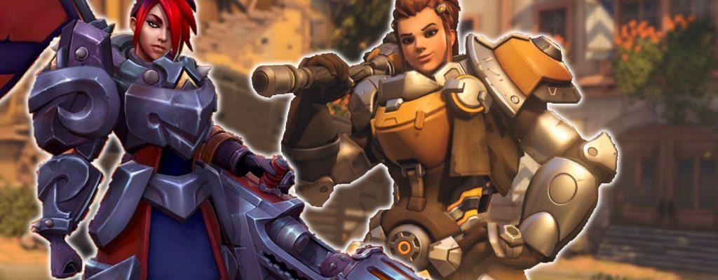 Paladins-CEO lästert über Overwatch-Held Brigitte, sieht Ähnlichkeit