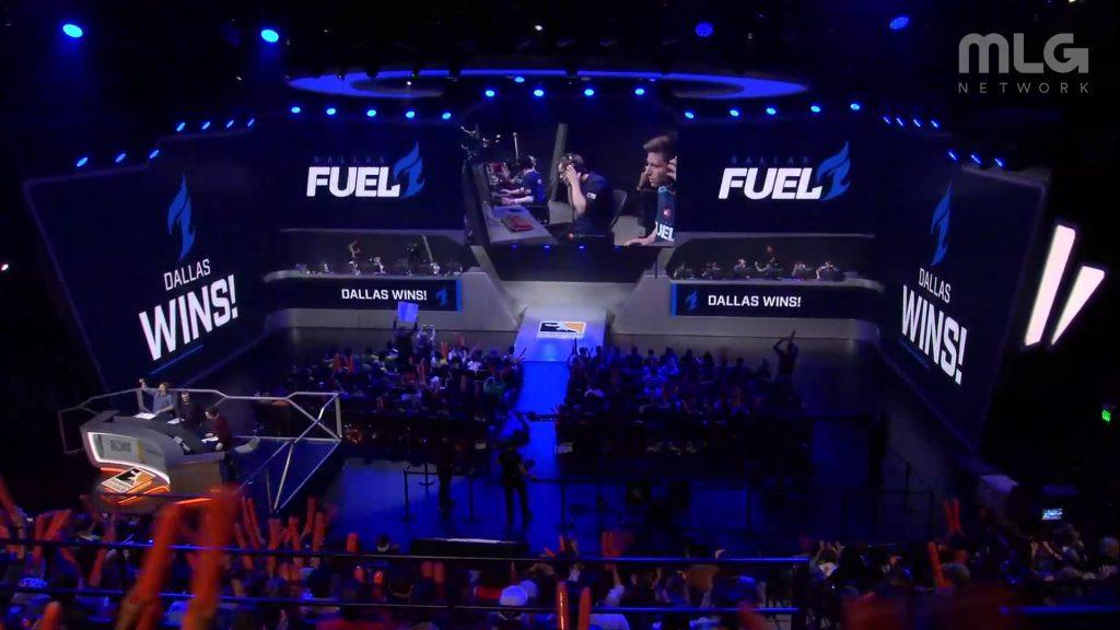 Overwatch League Dallas Fuel win Lijang against New York