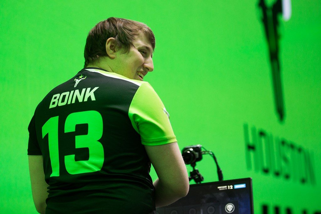Overwatch League Houston Outlaws Boink back