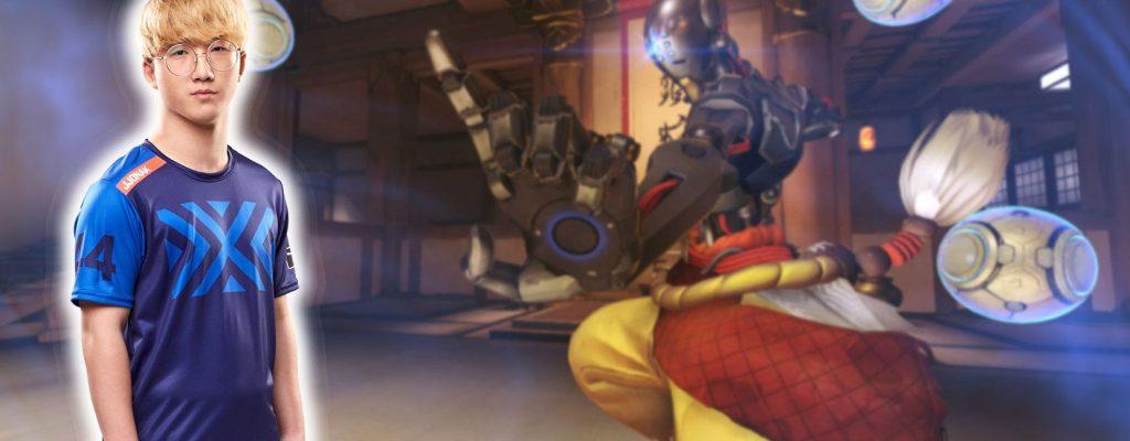 Der Heiler Zenyatta wird in den Händen von Overwatch-Pros zum Killer