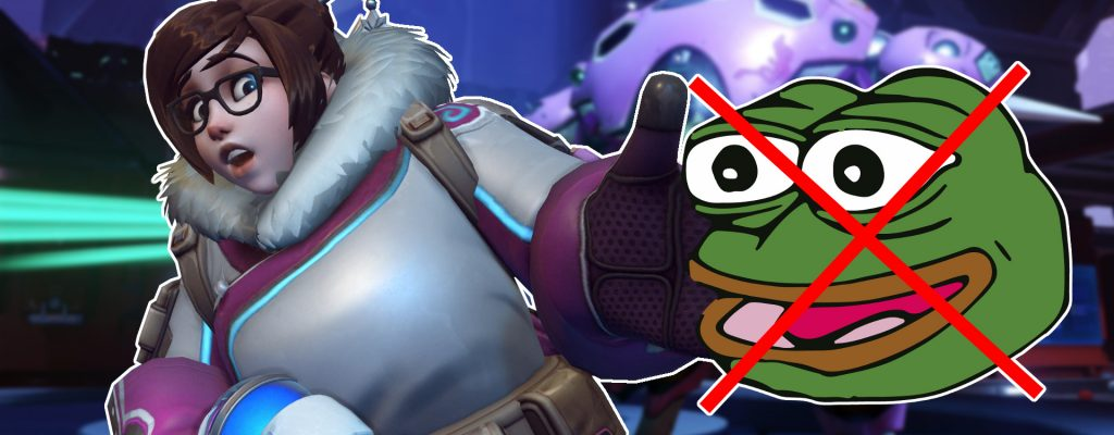 """Overwatch verbietet den Spielern das """"Pepe""""-Meme"""