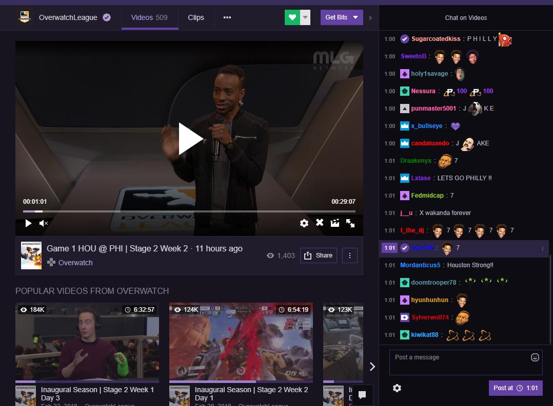 Overwatch xQc Stream Emote