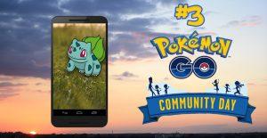 Pokémon GO 3 Community Day Titel 1