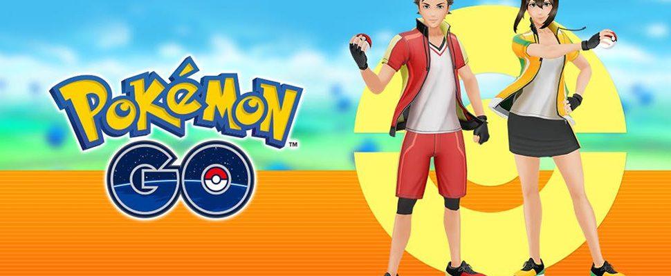 Pokémon GO schaltet Arenaleiter-Outfits in Euren Teamfarben frei