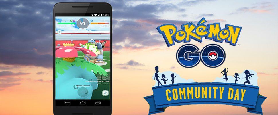 Pokémon GO: Exklusive Bisaflor-Attacke für den 3. Com Day bekannt
