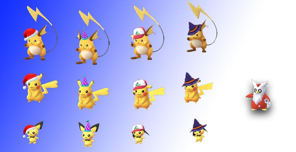 Pokémon GO Exklusiv Event