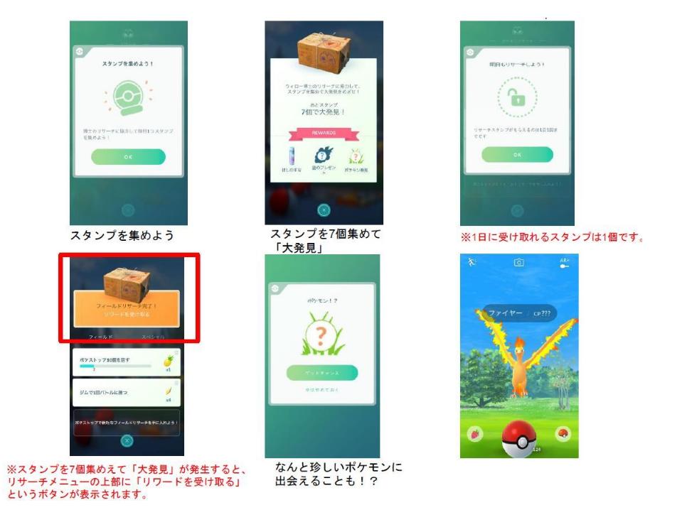 Pokémon GO Lavados