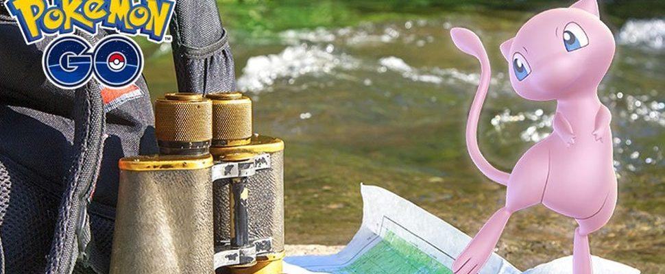 So fangt Ihr Mew in Pokémon GO – Guide für eine mysteriöse Entdeckung