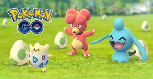 Pokémon GO Ostern 2018 Titel