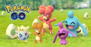Pokémon GO Ostern Shiny
