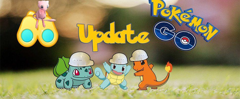 Pokémon GO-Update 0.97.2 bringt Mew, mystische Pokémon und Quests